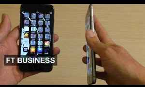 iPhone 6 and 6 Plus: the verdict | FT Business [Video]