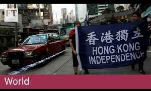 Hongkongers protest China intervention I World [Video]