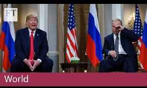 Trump plans to withdraw from nuclear arms treaty with Russia [Video]