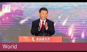 Xi Jinping opens Hong Kong-Zhuhai-Macau bridge [Video]