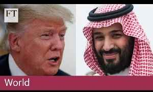 US weighs hardening stance on Saudi Arabia [Video]