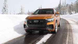 2019 Audi Q8 Driving in cold conditions [Video]