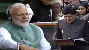 Average monthly collection of GST in FY'19 rose to Rs 97,100 cr: FM Piyush Goyal | Oneindia News [Video]