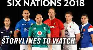 Six Nations 2019 | Stories to watch [Video]
