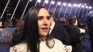 Jennifer Connelly on why she accepted the role of Chiren in 'Alita: Battle Angel' [Video]