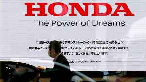 Honda Profits Plummet [Video]