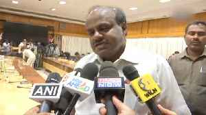I am totally disappointed: Kumaraswamy on Budget 2019 [Video]