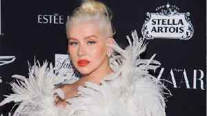 Christina Aguilera Says She Didn't Try To Punch Pink, Actually Wanted To Kiss Her [Video]