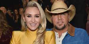 Pregnant Brittany Aldean Gets Emotional Reflecting On Her Fertility Issues — 'So Many Tears' [Video]