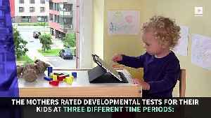 Too Much Screen Time May Stunt a Child's Developmental Growth [Video]