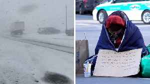 How to Help People Experiencing Homelessness During Polar Vortex [Video]