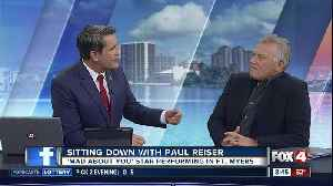 Sitting down with Paul Reiser [Video]