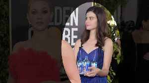 'Fiji Water Girl' from Golden Globes Sues Fiji Water for Thirsty Promotion [Video]
