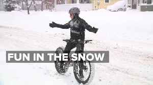 A recap of the Buffalo Blizzard of 2019 [Video]