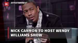 Nick Cannon Will Be The Latest To Fill In For Wendy Williams [Video]