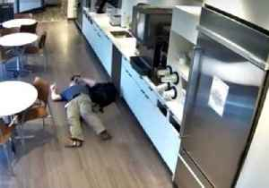Prosecutor Releases Surveillance Footage of Man Staging Slip and Fall [Video]