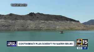 Arizona becomes last state to approve Colorado River drought plan [Video]