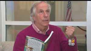 Henry Winkler Talks About Struggles With Learning Dyslexia [Video]