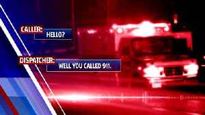 Questions Raised About Dispatcher`s Conduct in 911 Call for Deadly Fire [Video]