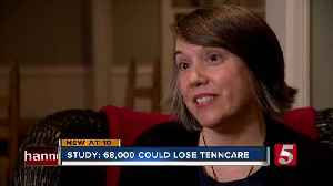 New study estimates 68,000 people at risk of losing TennCare benefits [Video]