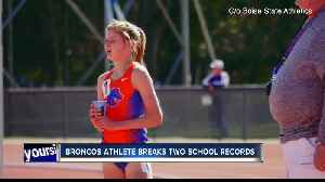 Allie Ostrander rewrites Boise State record book with hair-rising mile time [Video]