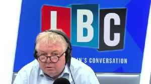 Nick Ferrari Hammers 'Christian' Guest Who Disapproves Of Gay Marriage [Video]
