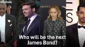 Who will be the next James Bond? [Video]