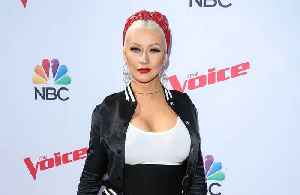 Christina Aguilera 'had to step down' from The Voice [Video]