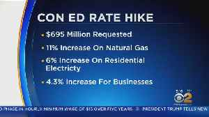 Con Ed Seeks Rate Hikes [Video]