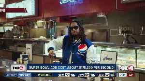 Super Bowl ads cost about $175,000 per second [Video]