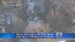 Man Seriously Injured In Wilmington Hit-And-Run [Video]