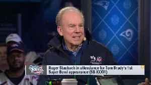 Former Dallas Cowboys quarterback Roger Staubach on Tom Brady: He's one of the greatest stories in NFL [Video]