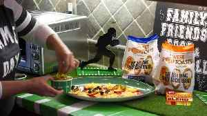 Snacks for The Big Game [Video]