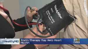 Healthwatch: Statin Therapy May Help Heart [Video]