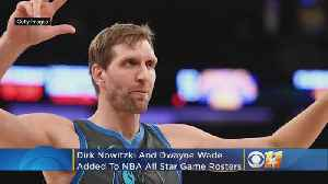 Nowitzki Selected To Play In 2019 All-Star Game As 'Special Roster Addition' [Video]