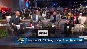 Jacksonville Jaguars cornerback A.J. Bouye: Jacksonville Jaguars need to hold each other accountable as a team [Video]