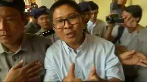 Jailed Reuters reporters appeal to Myanmar Supreme Court [Video]