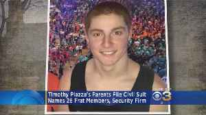 Parents Of Penn State Student Timothy Piazza Sue 28 Members Of Fraternity [Video]