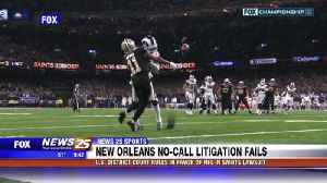 U.S. District Court rules in favor of NFL in Saints lawsuit [Video]