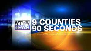 9 Counties In 90 Seconds [Video]