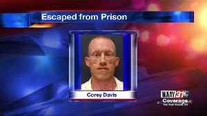 Man Who Escaped From Prison Used Contraband to Escape [Video]