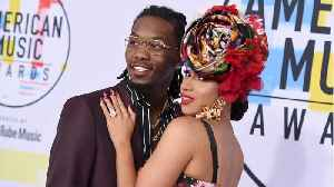 Cardi B Talks Offset Reconciliation And Las Vegas Residency [Video]