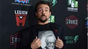 Kevin Smith Paid Emotional Tribute To Marvel Comics Legend Stan Lee [Video]