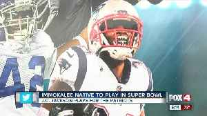 Football player from Immokalee  will play in Super Bowl in his rookie season [Video]