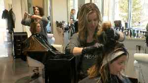 Colorado hair salon goes green with new recycling program [Video]