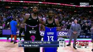 Thunder Beat Heat 118-102 [Video]