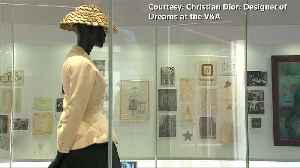"""""""Mr Dior? He was like family,"""" 1950s model recalls [Video]"""