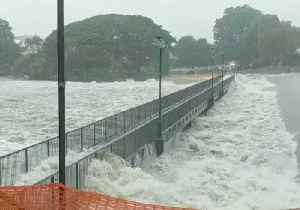 Further Rainfall Predicted as Authorities Try to Relieve Pressure on Townsville Dam [Video]