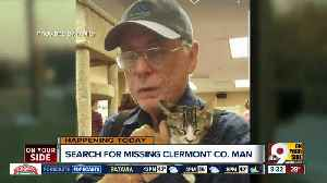 Search on for missing man with dementia [Video]