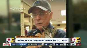 Group searching for missing man [Video]